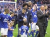 David Moyes says farewell to Everton