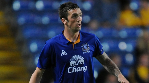 Shane Duffy Everton