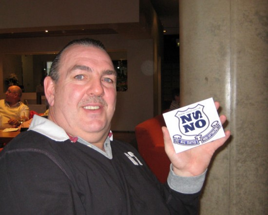 Neville Southall and NSNO