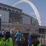 Everton at Wembley