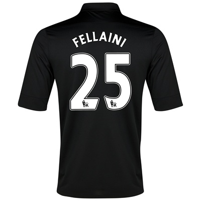 Marouane Fellaini away 2012-13