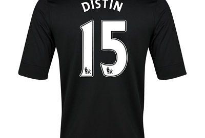 Sylvain Distin away 2012-13