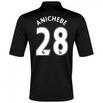 Victor Anichebe away 2012-13