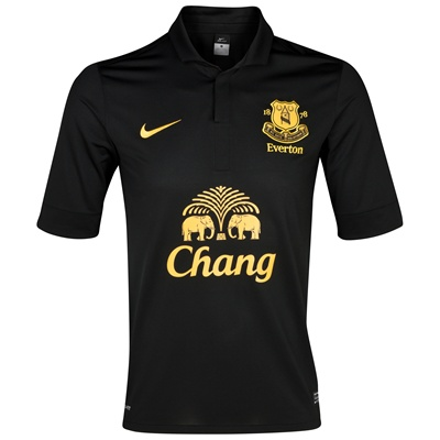Everton away 2012-13