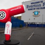 Ladbrokes Moyesdryer outside Goodison Park11th May 2013Picture By Ladbrokes