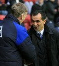 Martinez and Moyes
