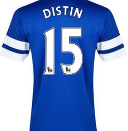 Syvain Distin Everton