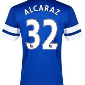 Alcaraz home shirt 2013-14