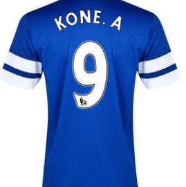 Kone home shirt 2013-14