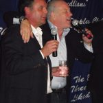 Andy Gray and Graeme Sharp singing the Blues