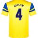 Darron Gibson away 2013-14