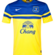 Everton away shirt 2013-14