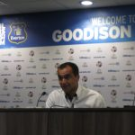 Roberto Martinez Everton manager