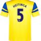 John Heitinga away 2013-14