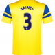 Leighton Baines away 2013-14