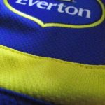 Everton away shirt 2013