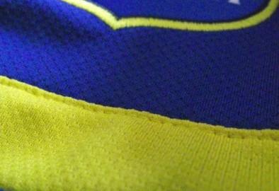 Everton away shirt 2013