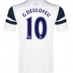 Deulofeu Everton third kit
