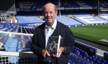 Howard Kendall at Goodison Park