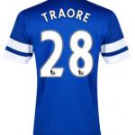 Lacina Traore Everton