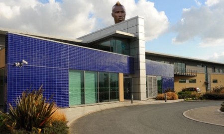 traore at Finch Farm