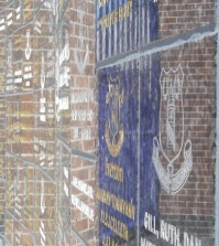 Everton wall