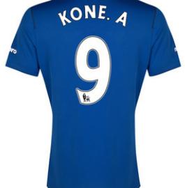 Arouna Kone Everton