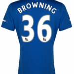 Tyias Browning Everton