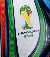 World Cup Brazil ball