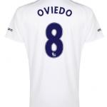 Bryan Oviedo Everton third shirt