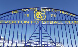 The Goodison Gates by Bally