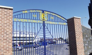 The Gates at Goodison