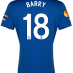 Everton Europa League 2015 Gareth Barry