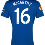 Everton Europa League 2015 James McCarthy