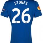 Everton Europa League 2015 - John Stones