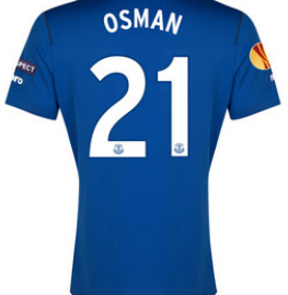 Everton Europa League 2015 Leon Osman