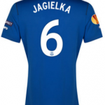 Everton Europa League 2015 Phil Jagielka