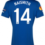 Everton Europa League 2015 Steven Naismith