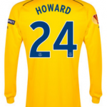 Everton Europa League 2015 Tim Howard