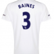 Leighton Baines Everton third shirt