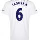Phil Jagielka Everton third shirt