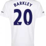 Ross Barkley Everton third shirt