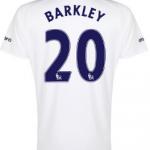 Ross Barkley Everton third shirt