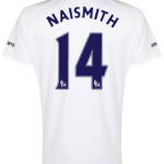 Steven Naismith Everton third shirt