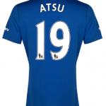 Christian Atsu Everton