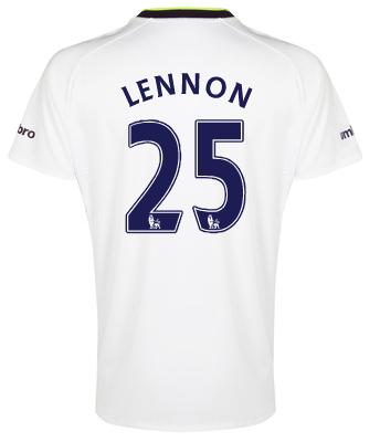 Aaron Lennon Everton away