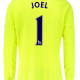 Joel Robles Everton 2015-16