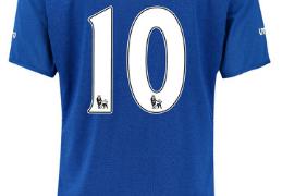 Romelu Lukaku Everton 2015-16
