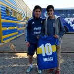 Lionel Messi Everton