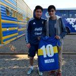 Lionel Messi Everton